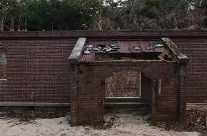 火薬庫入り口