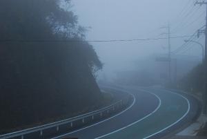 高梁市への道