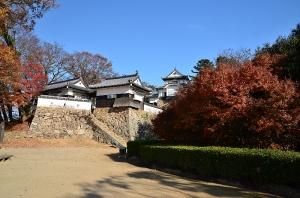 松山城 二の丸