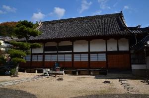 頼久寺 本堂