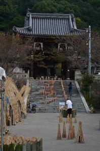 照蓮寺 鐘楼門