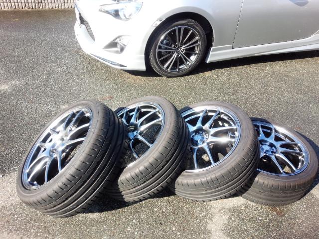タイヤ洗い02