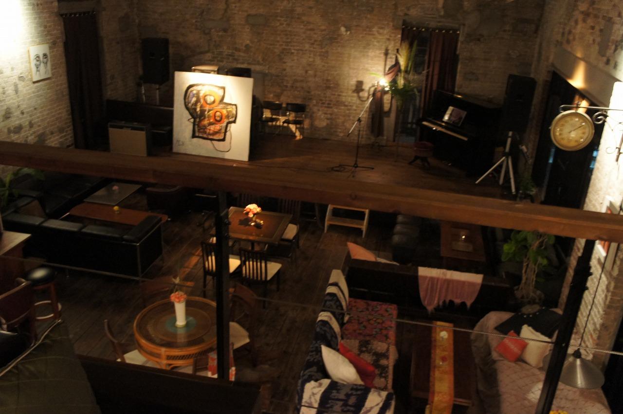 北九州のレトロでお洒落なカフェバー「ブリックホール」/福岡県 カフェ&バー/福岡県