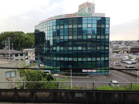 新横浜駅新幹線ホームから_H26.07.15撮影