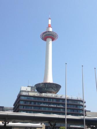 京都タワー_H27.04.26撮影