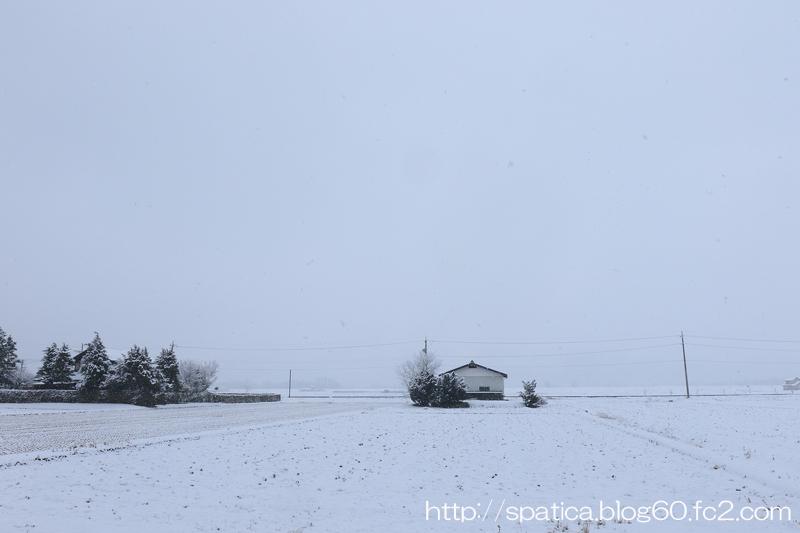 白い安曇野
