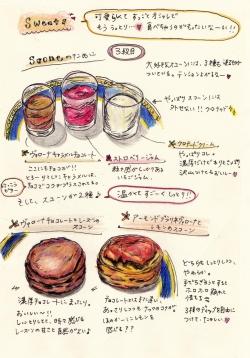 リッツロビーラウンジ Afternoon Tea4