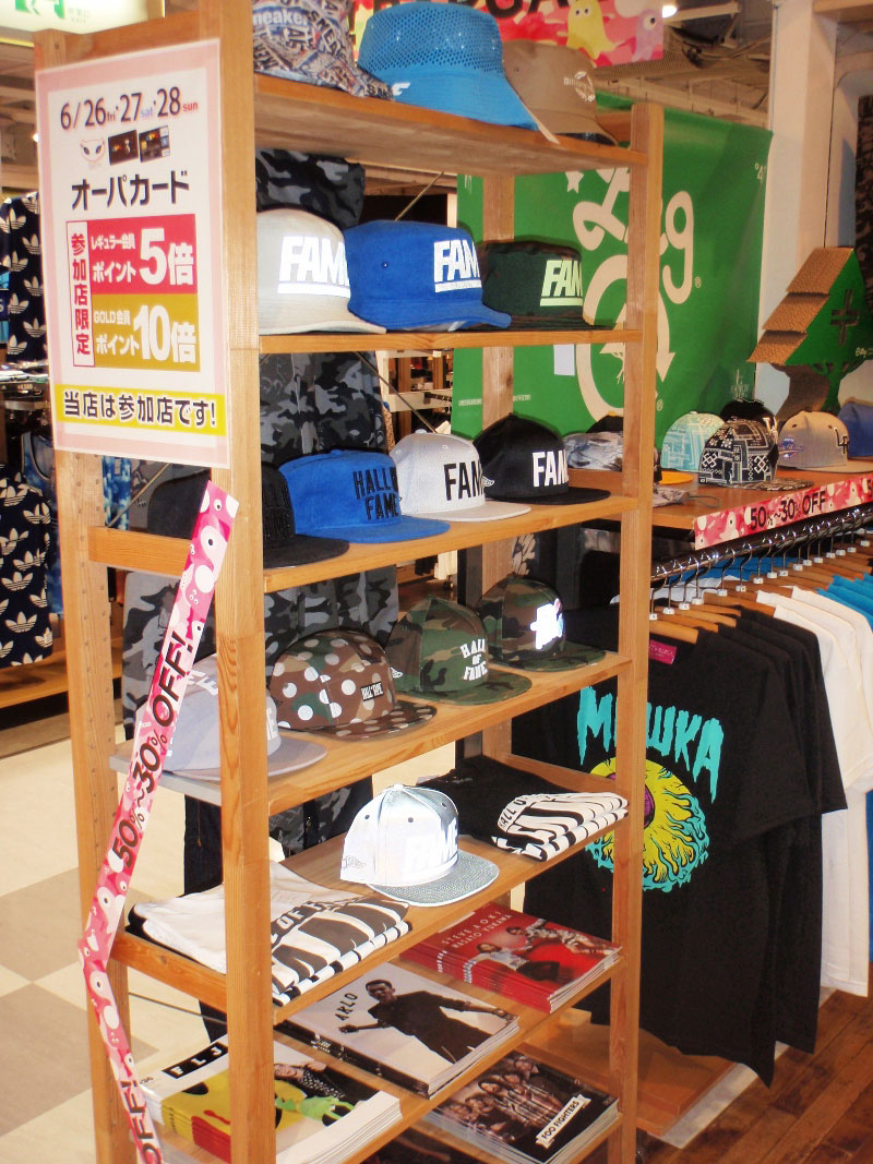 2015 Bargain OPA Spring Summer STREETWISE ストリートワイズ オーパ バーゲン 神奈川 藤沢 湘南 スケート ファッション ストリートファッション ストリートブランド