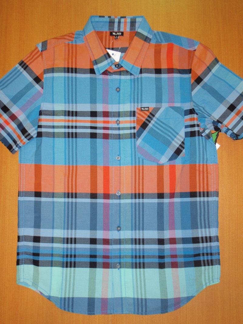 2015 Summer LRG Woven Shirt STREETWISE エルアールジー シャツ ストリートワイズ 神奈川 藤沢 湘南 スケート ファッション ストリートファッション ストリートブランド