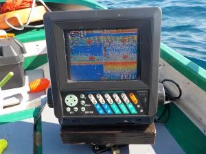 DSCN0304 - 魚探11時06分