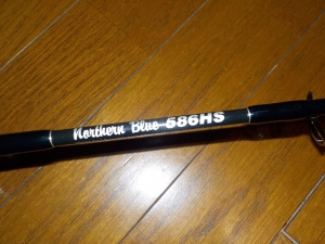 DSCN0384 -ノーザンブルー586HS 旧型