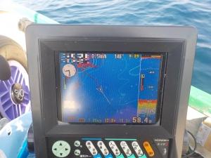 DSCN0407 - 8時半水温 - 18度突破