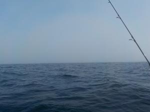 DSCN0470 - 霧で陸が見えません