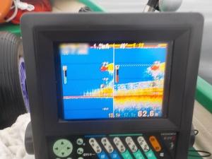 DSCN0544 - 深場に移動、反応あり