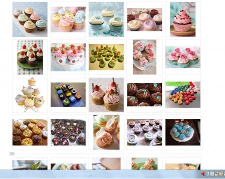 カップケーキ一覧