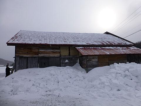15 2/1 雪下ろし 終了