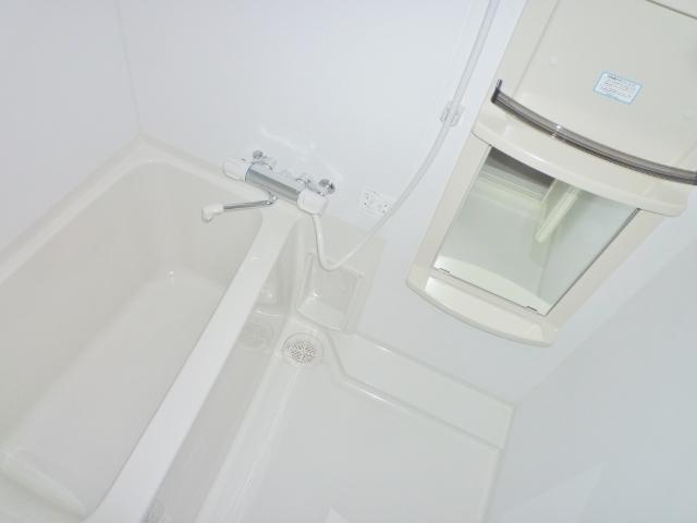 鹿児島市新栄町新築賃貸マンションの浴室