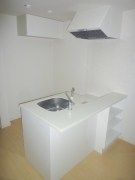 1号室キッチン