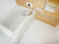 鹿児島市山田町新築賃貸アパートの浴室
