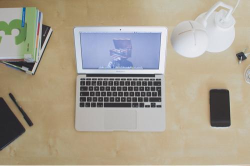 ブログの作業環境