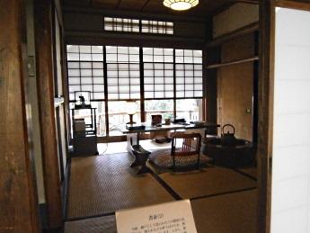 2015-3-1林芙美子記念館3