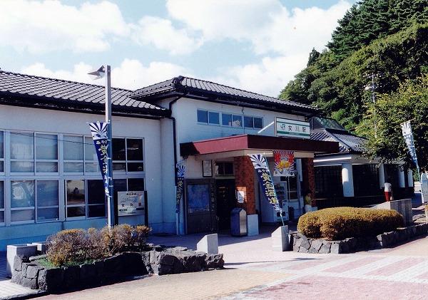 ⑥H12JR女川駅