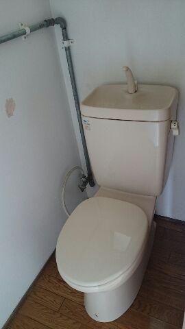 トイレ(江川ハイツ)