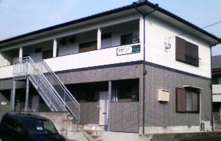 諸岡アパートE棟(外観)