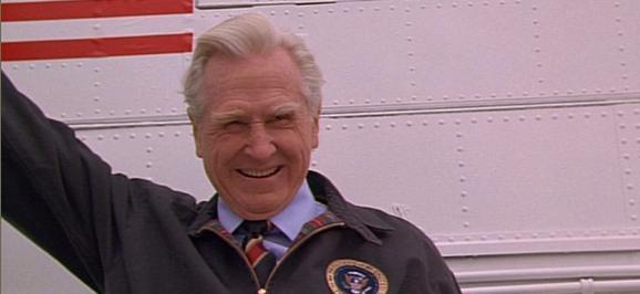 ベンソン大統領