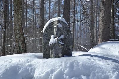 雪の御射鹿池 (4)