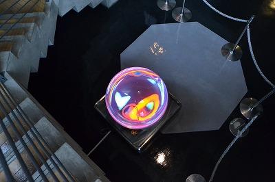 諏訪湖ガラスの里 トンボ玉作り (8)