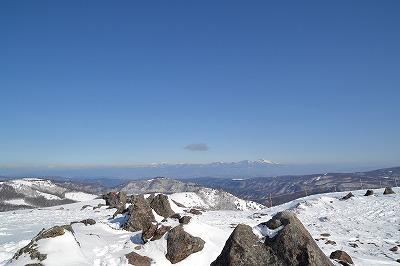 冬の車山トレッキング (9)