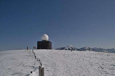 冬の車山トレッキング(12)