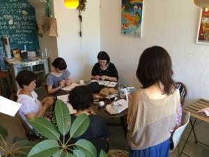 2015.07 coo ニットカフェ