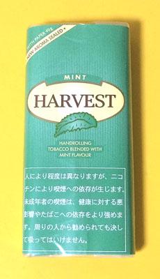 HARVEST_MINT HARVEST ハーベスト・ミント ハーベスト 手巻きタバコ シャグ RYO ROLLING_TOBACCO