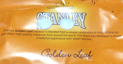 STANLEY_Golden_Leaf STANLEY スタンレー・ゴールデンリーフ スタンレー 手巻きタバコ RYO バージニアブレンド