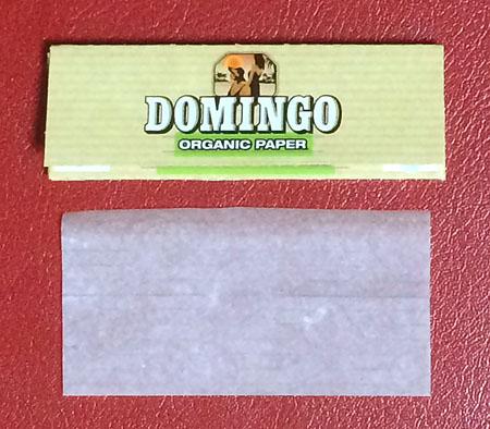 ドミンゴ・ナチュラル ドミンゴ ヘンプペーパー HEMP 巻紙 手巻きタバコ RYO