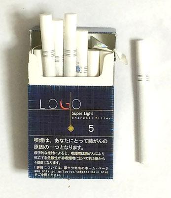 logo_superlight logo ロゴ・スーパーライト ロゴ 紙巻きタバコ 格安タバコ
