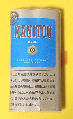 MANITOU_BLUE MANITOU マニトウ・ブルー マニトウ 無添加シャグ バージニアブレンド RYO
