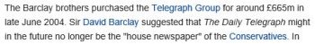 wikiThe Daily Telegraph
