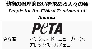 wiki動物の倫理的扱いを求める人々の会0