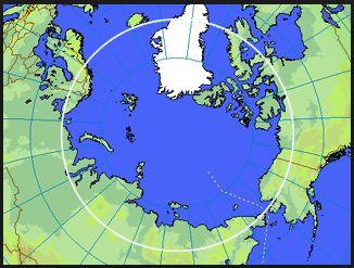北ヨーロッパ北極圏