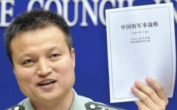 news中国軍の透明性低下、異例のデータ記載なし