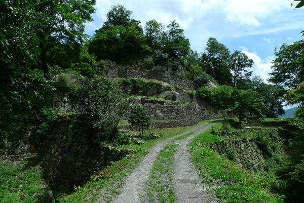150713-苗木城跡 (1)
