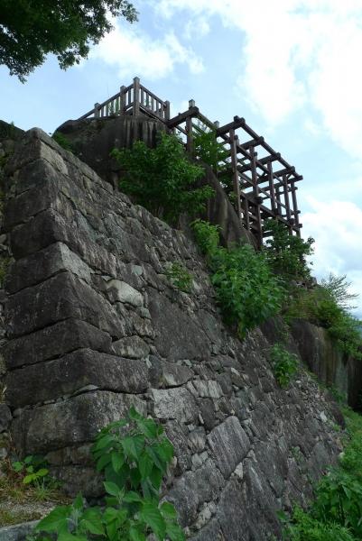 150713-苗木城跡 (6)