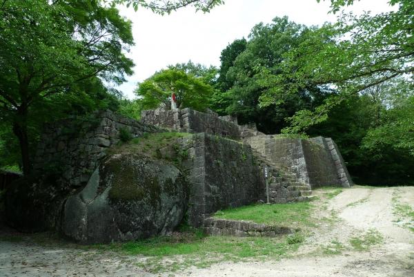 150713-苗木城跡 (8)