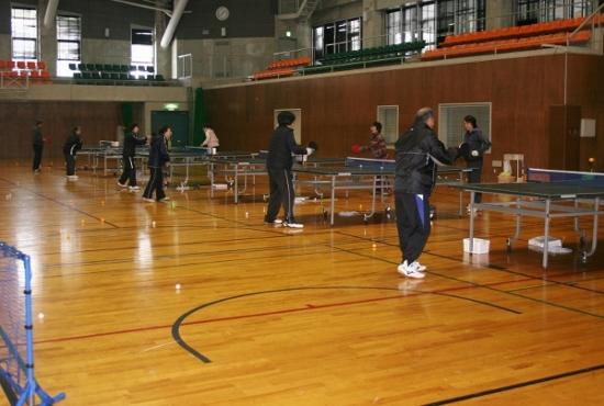 冬季楽しい卓球教室1月21日 (600x404) (550x370)