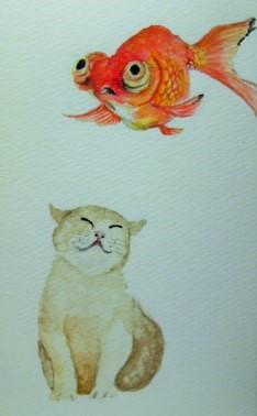 金魚の気持ち9