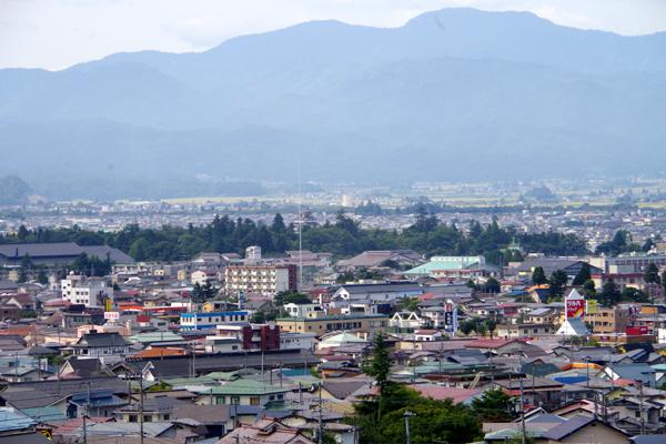 飯盛山10