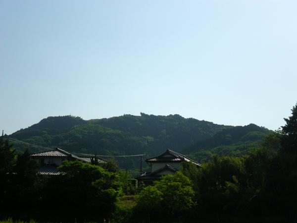 弓立山01
